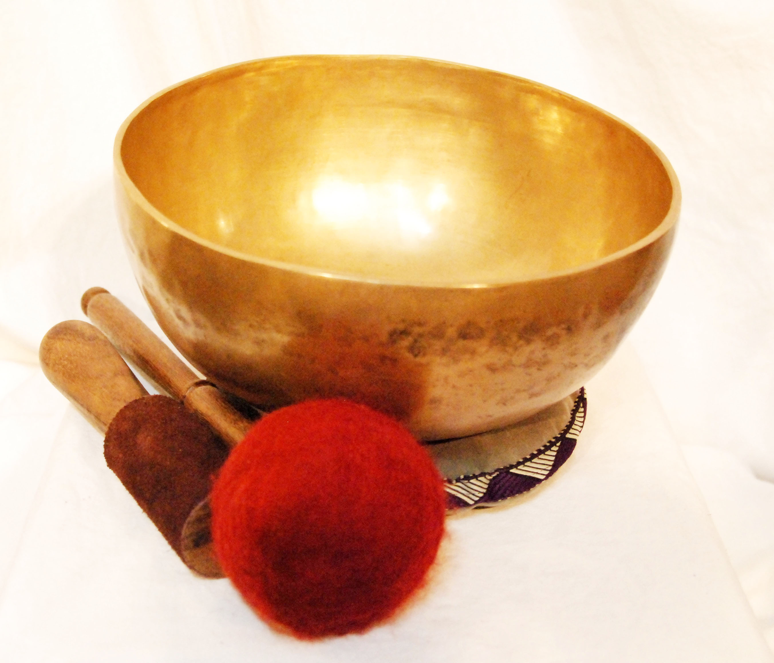 how to use tibetan singing bowls for healing